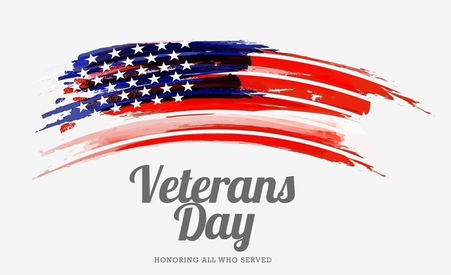 No School-  Observance of Veterans Day